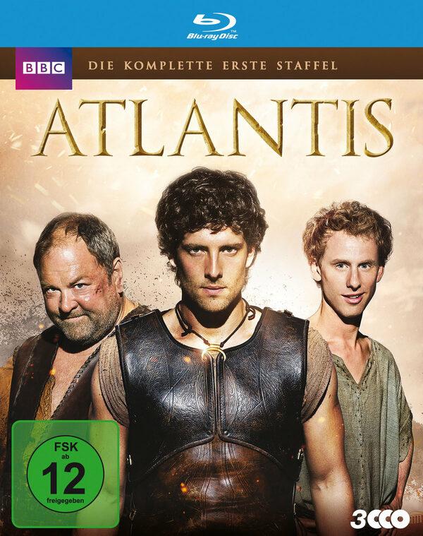 Atlantis - Staffel 1  [3 BRs] Blu-ray Bild