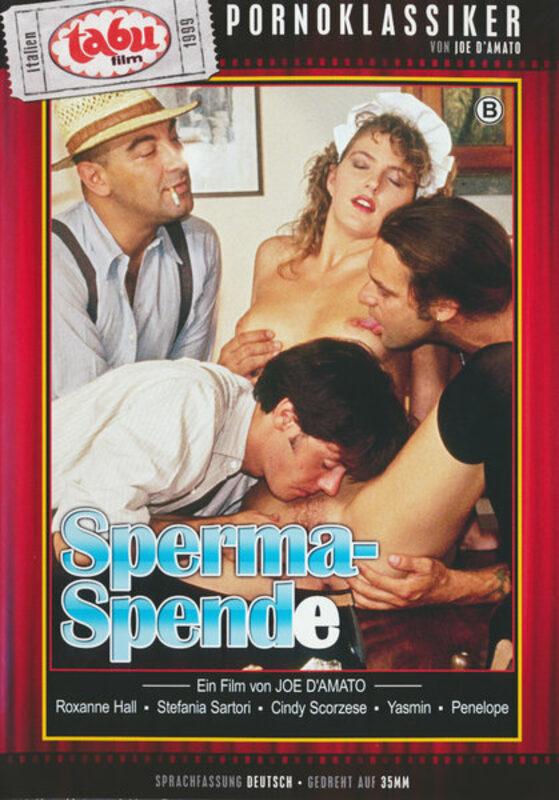 Sperma Spende DVD Bild