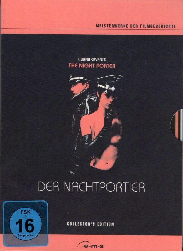 Der Nachtportier - Collector's Edition DVD Bild
