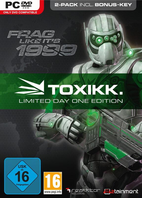 TOXIKK PC Bild