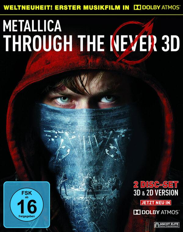 Metallica - Through the Never  (+BR) Blu-ray Bild