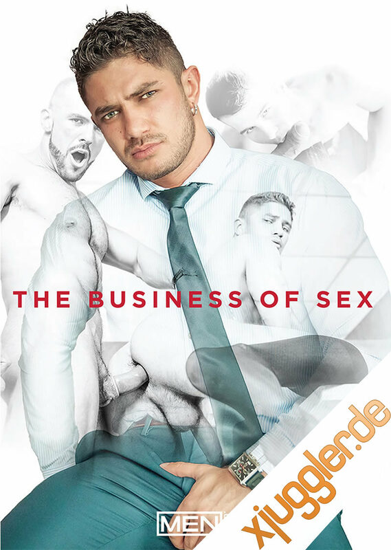 Business Of Sex Gay DVD Bild