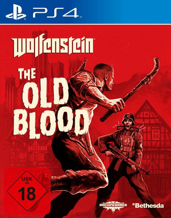 Wolfenstein: The Old Blood Playstation 4 Bild