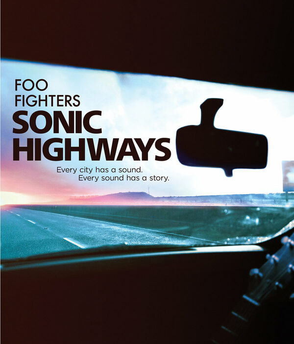 Foo Fighters - Sonic Highways  [3 BRs] Blu-ray Bild