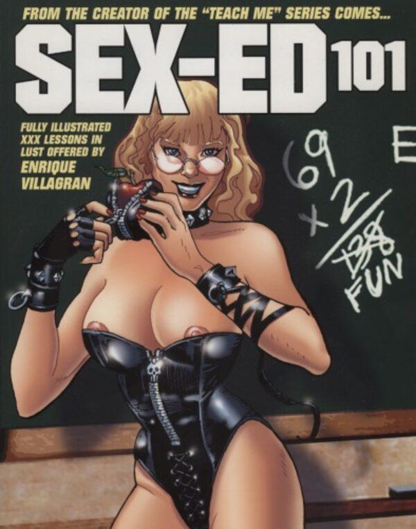 Sex-Ed 101 Comic Bild