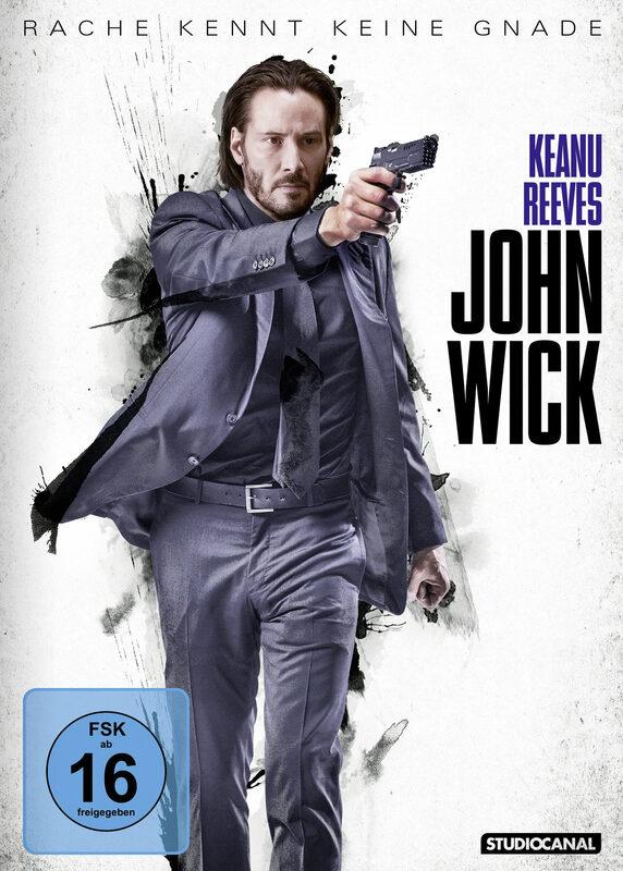 John Wick DVD Bild