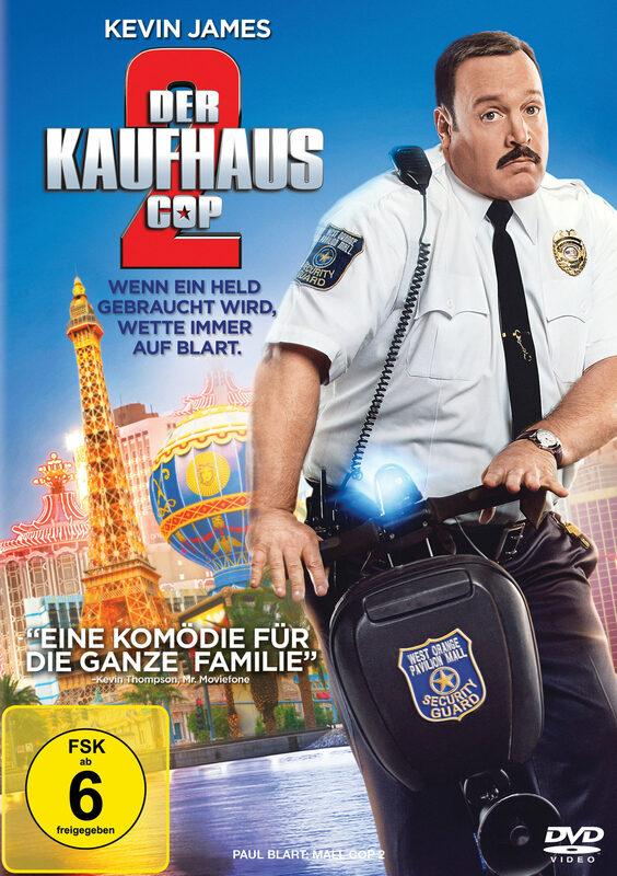 Der Kaufhaus Cop 2 DVD Bild