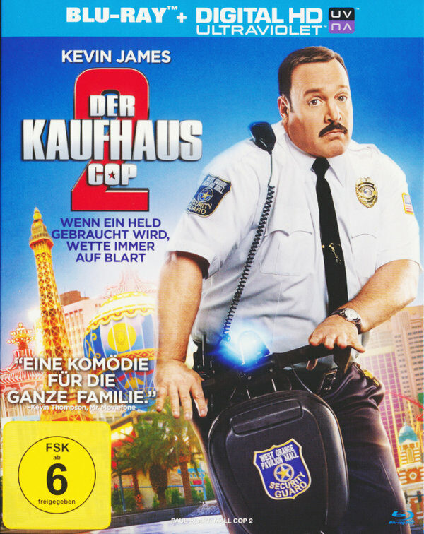 Der Kaufhaus Cop 2 Blu-ray Bild