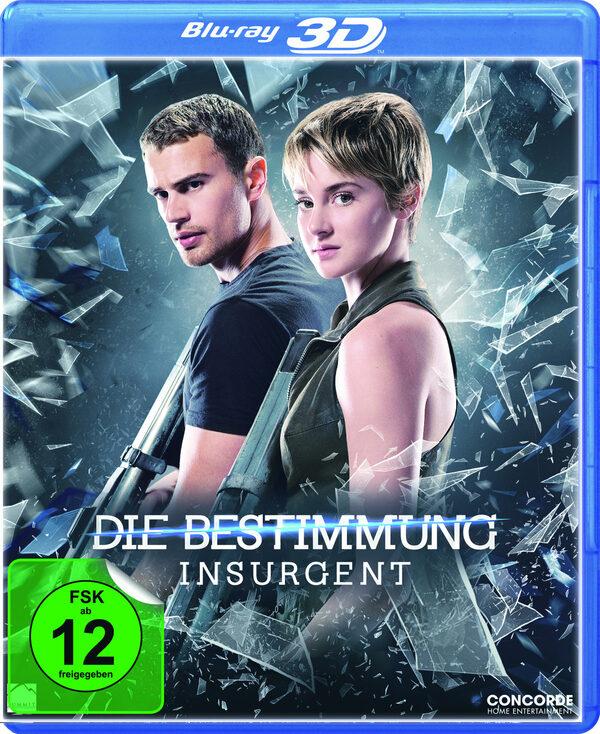 Die Bestimmung - Insurgent  (+ BR) Blu-ray Bild