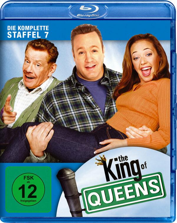 King of Queens - Komplette Staffel 7  [2 BRs] Blu-ray Bild