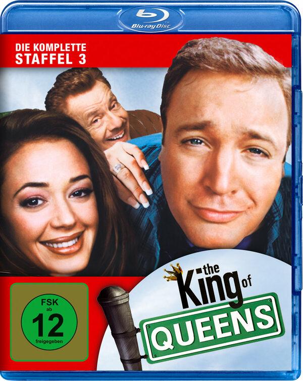 King of Queens - Komplette Staffel 3  [2 BRs] Blu-ray Bild