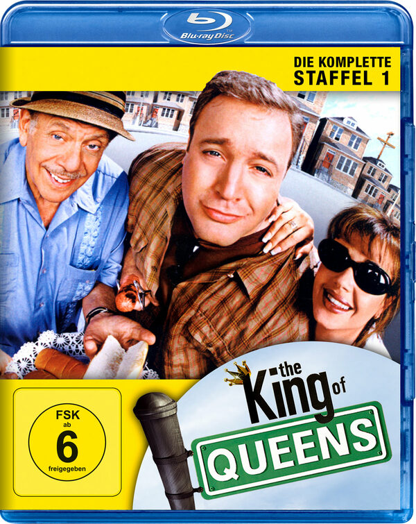 King of Queens - Komplette Staffel 1 [2 BRs] Blu-ray Bild