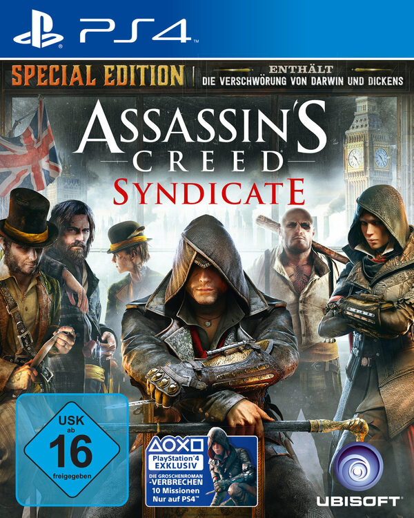 Assassin's Creed: Syndicate - D1 Special Edition Playstation 4 Bild