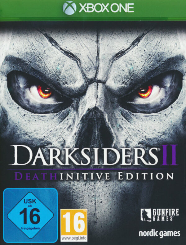 Darksiders II - Deathinitive Edition XBox One Bild
