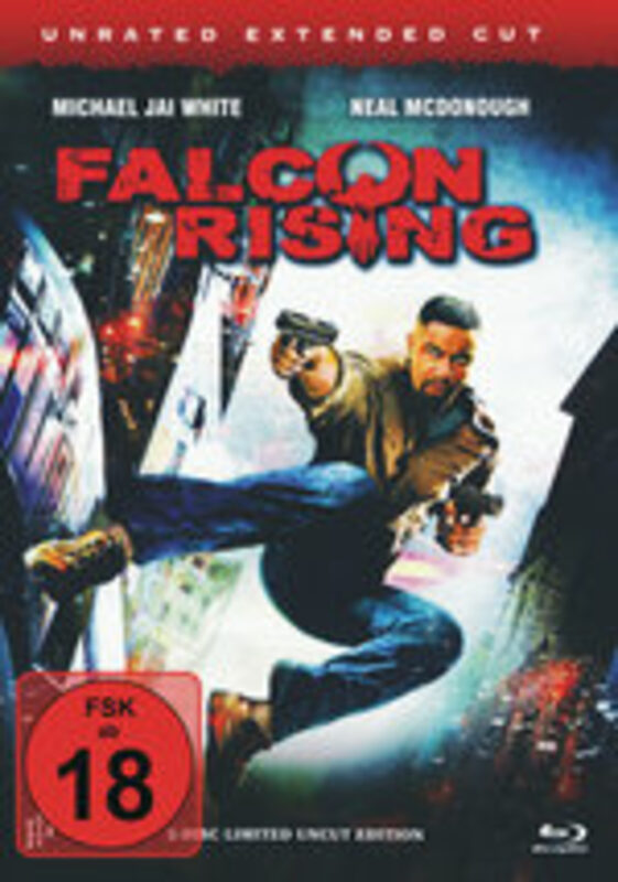 Falcon Rising - Unrated Extended Cut  (+ DVD) Blu-ray Bild