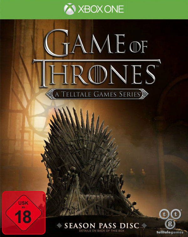 Game of Thrones - A Telltale Games Series XBox One Bild