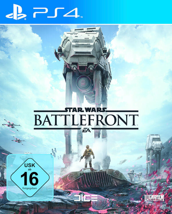 Star Wars Battlefront Playstation 4 Bild