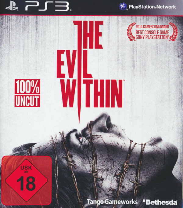 The Evil Within - Day One Edition PS3 Bild