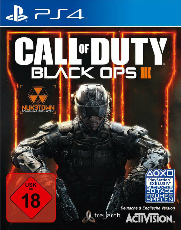 Call of Duty 12 - Black Ops 3 Playstation 4 Bild