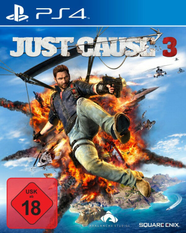Just Cause 3 Playstation 4 Bild
