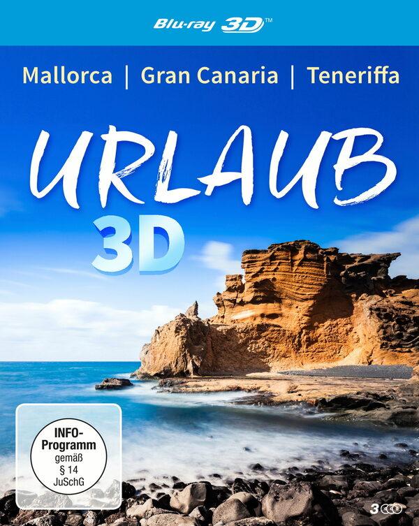 Urlaub 3D-Box  [3 BR3Ds] Blu-ray Bild
