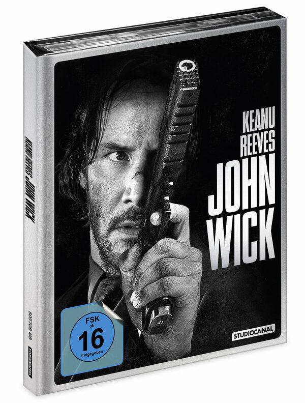 John Wick  [LE] Blu-ray Bild