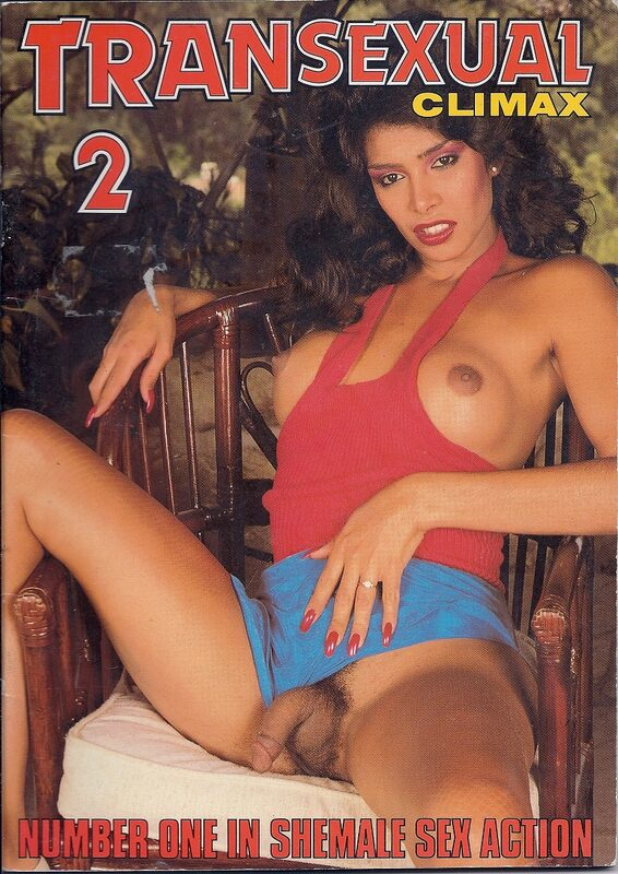 Transexual Climax 2 Magazin Bild