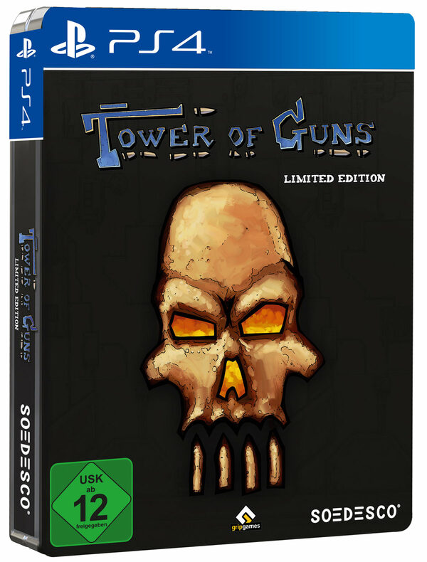 Tower of Guns - Limited Edition Playstation 4 Bild