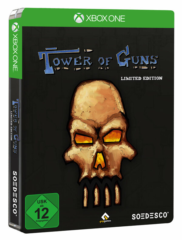 Tower of Guns - Limited Edition XBox One Bild