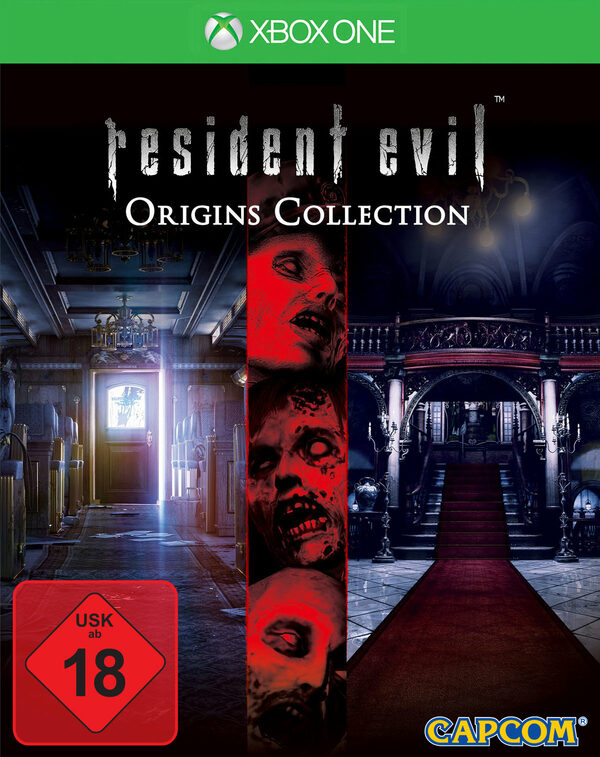 Resident Evil Origins Collection XBox One Bild