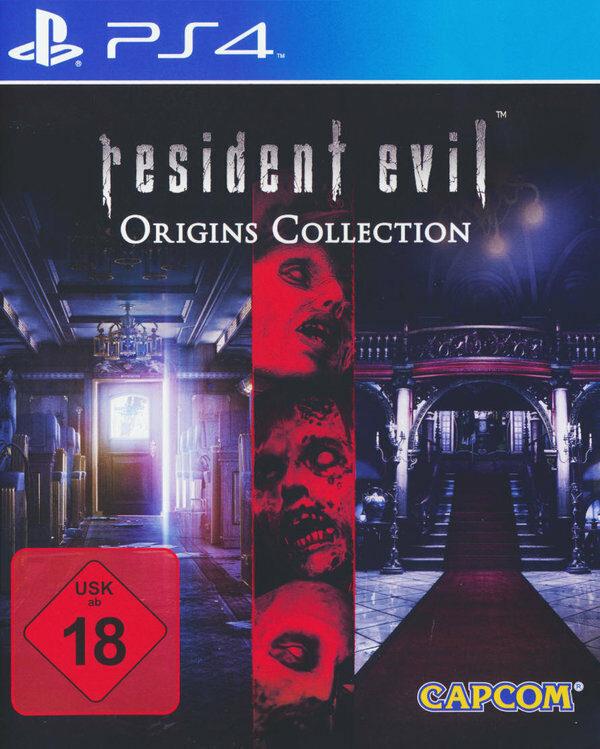 Resident Evil Origins Collection Playstation 4 Bild
