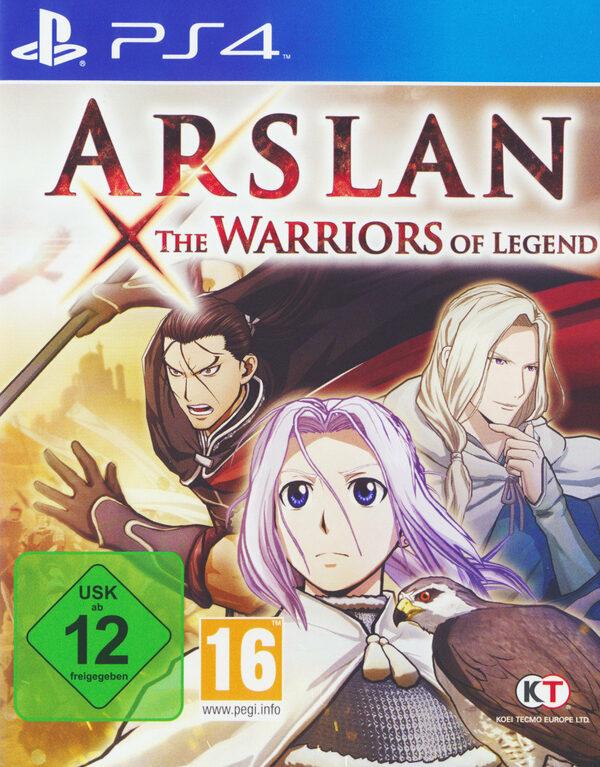 Arslan - The Warriors of Legend Playstation 4 Bild