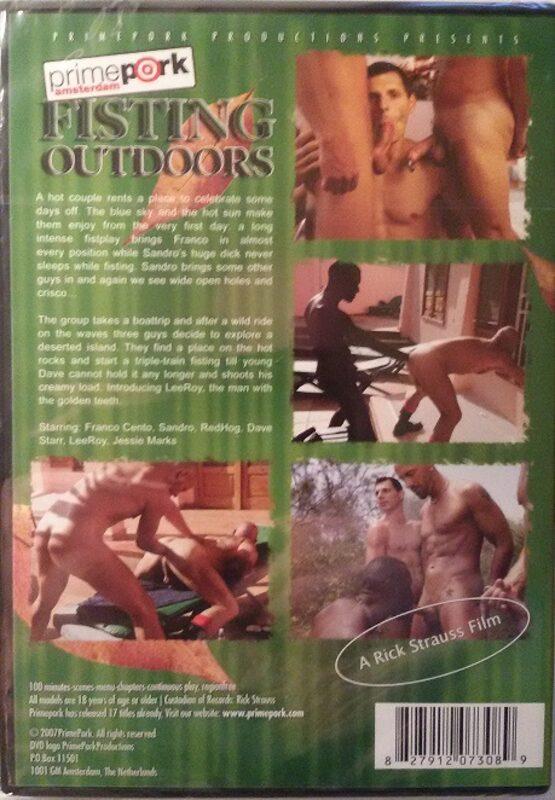 Fisting Outdoors Porno  Xjuggler Gay Dvd Shop-8905