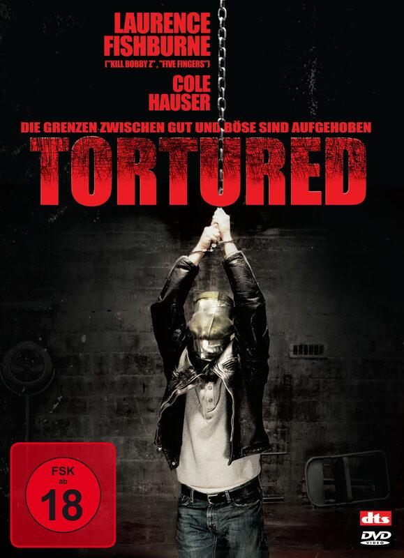 Tortured DVD Bild