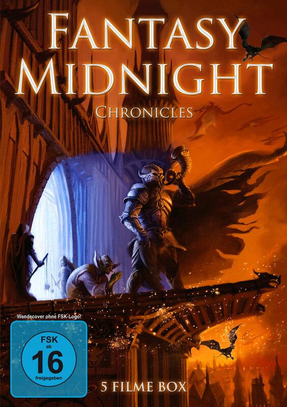 Fantasy Midnight Chronicles  [2 DVDs] DVD Bild