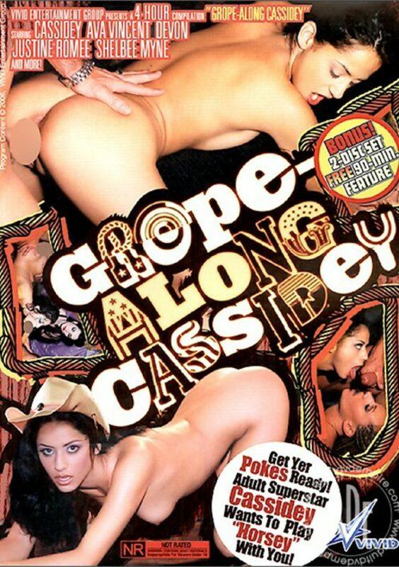 Grope Along Cassidey DVD Bild