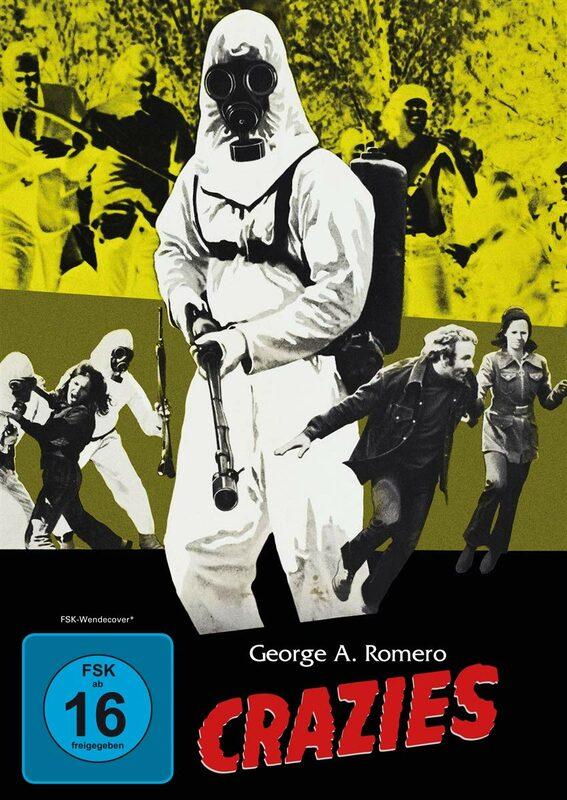The Crazies - Limited 111 Edition DVD Bild