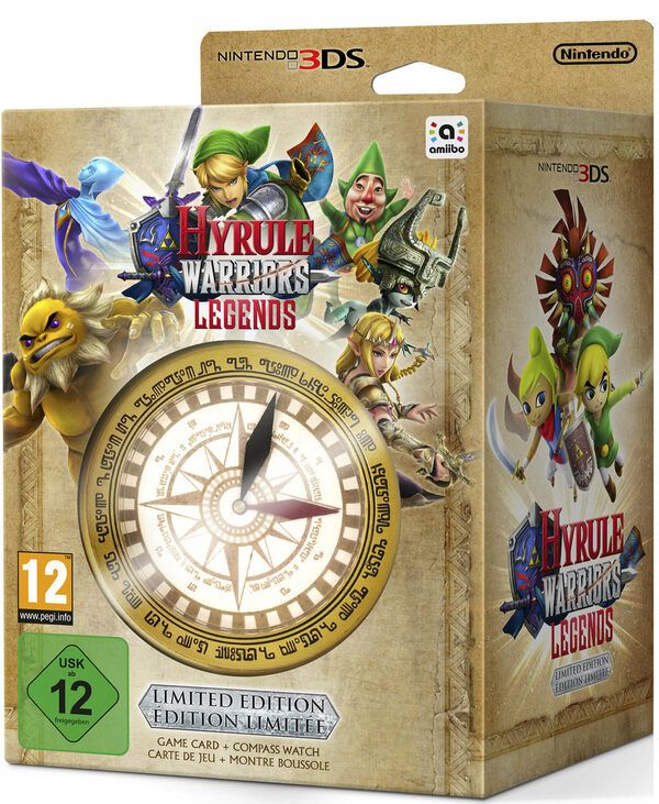 Hyrule Warriors - Legends (Limited Edition) Nintendo 3DS Bild