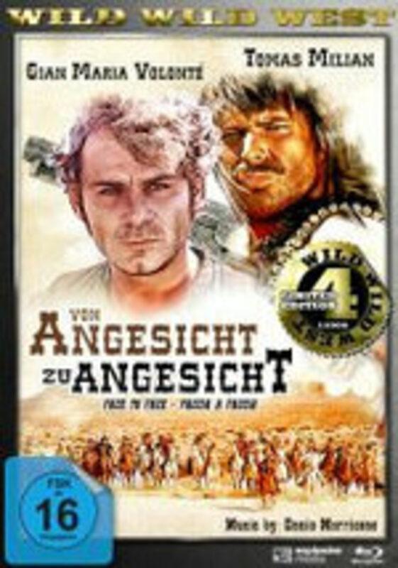 Von Angesicht zu Angesicht  [LE] (+ DVD) Blu-ray Bild