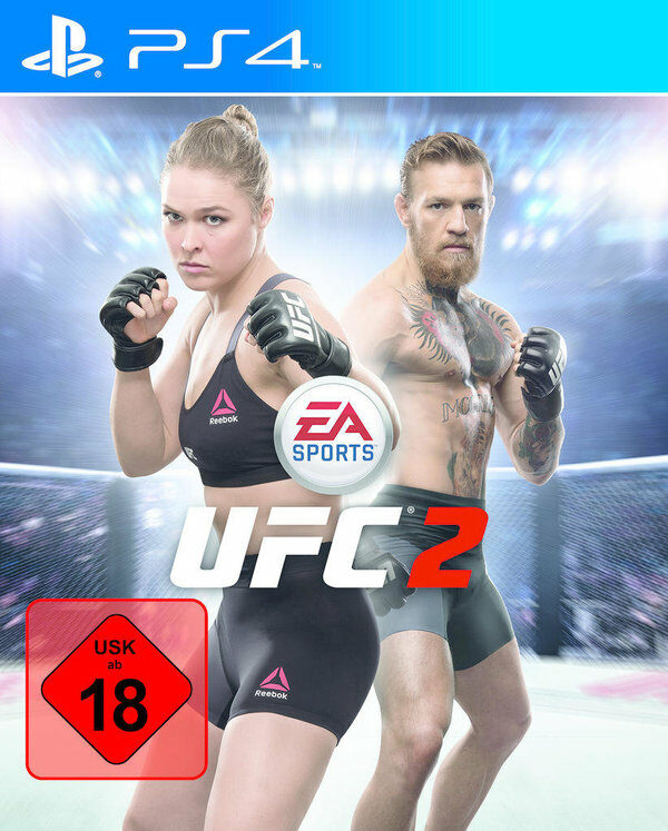 UFC 2 - Ultimate Fighting Championship Playstation 4 Bild