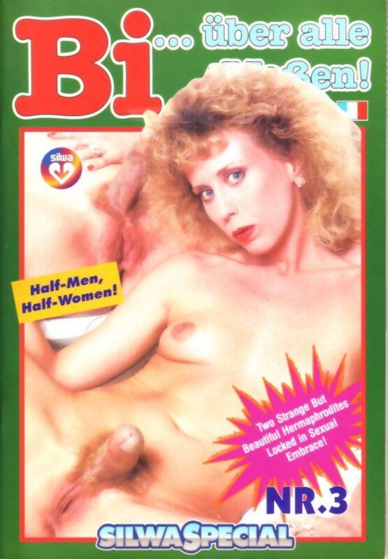 Bi Cock Girls Nr. 3 Magazin Bild