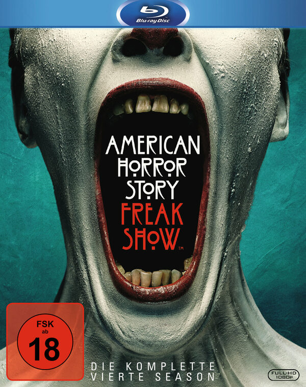 American Horror Story - Season 4  [3 BRs] Blu-ray Bild