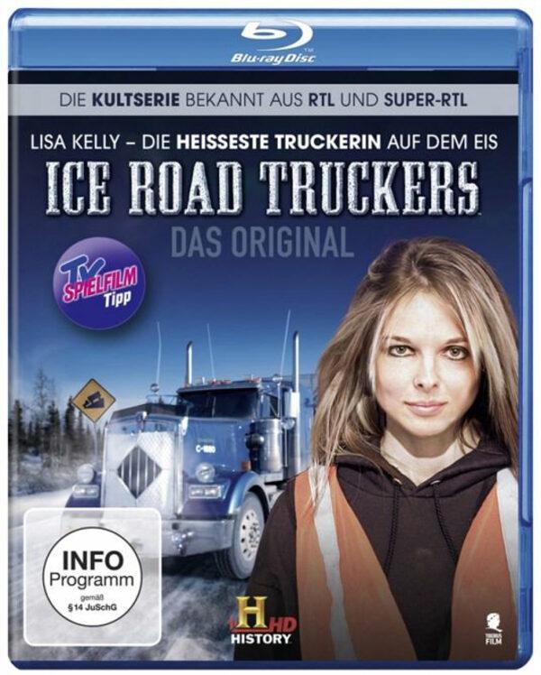 Ice Road Truckers - Lisa Kelly - die heißeste... Blu-ray Bild
