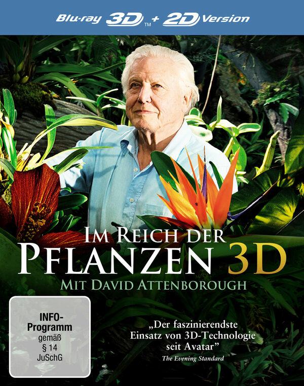 Im Reich der Pflanzen 3D - Mit D. Attenborough Blu-ray Bild