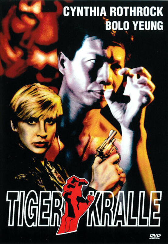 Tigerkralle DVD Bild