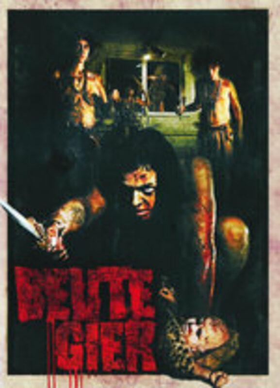Beutegier - Uncut/Mediabook  (+ DVD) [LCE] Blu-ray Bild