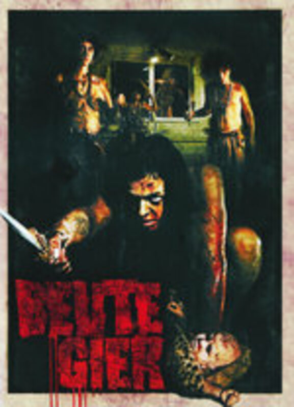 Beutegier - Limited 333 Edition - Cover C (Blu-ray+DVD) Blu-ray Bild