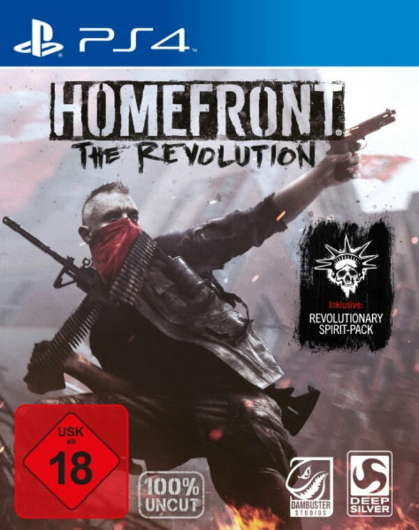 Homefront: The Revolution - Day One Edition Playstation 4 Bild