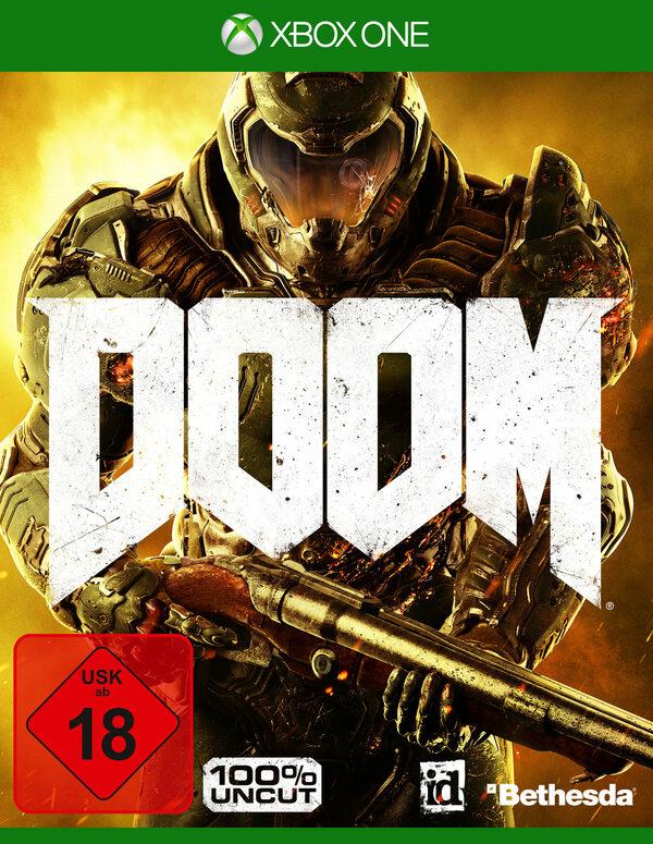 Doom (Day One Edition) XBox One Bild