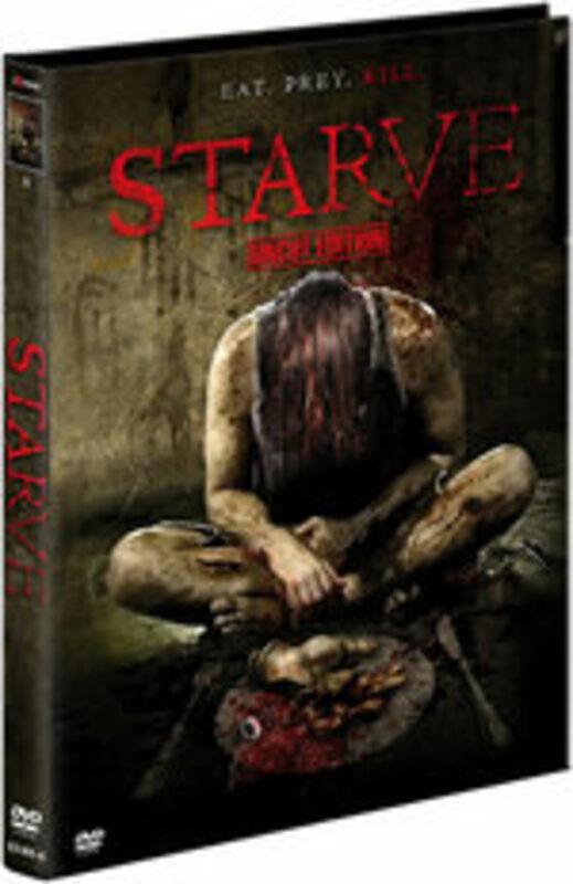 Starve - Uncut/Mediabook  [LE] DVD Bild